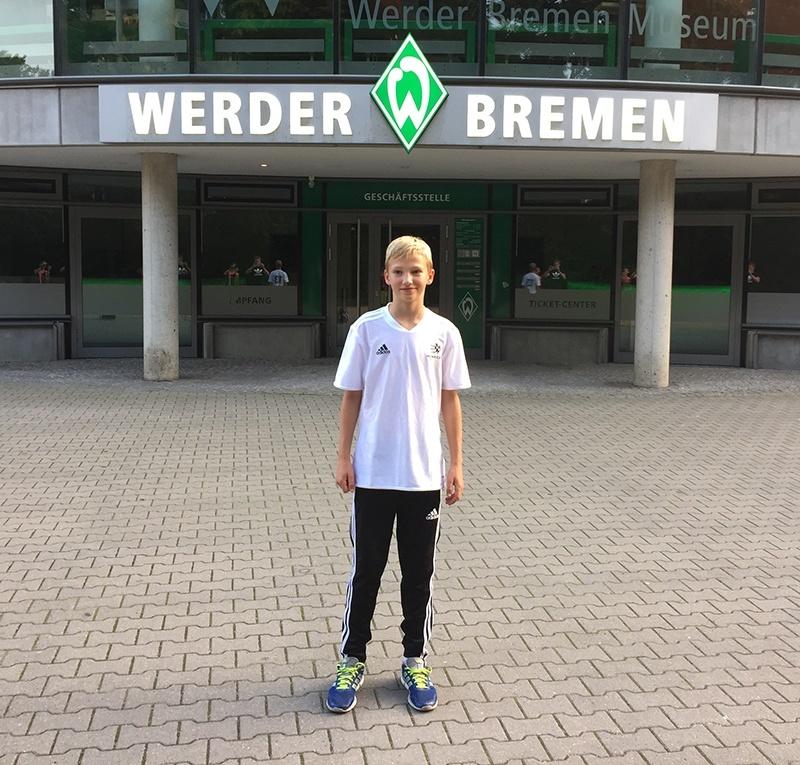 Eryc in Werder Bremen