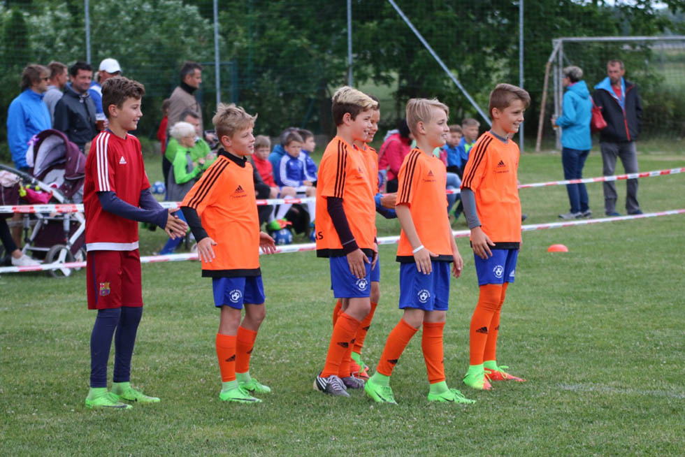 First year VSA camp in Czech Republic